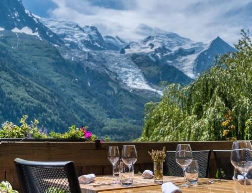 L'adresse mythique de la vallée du Mont-Blanc