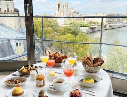 Le top 7 des petits déjeuners Parisiens