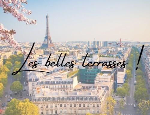 Les terrasses les plus canons de Paris