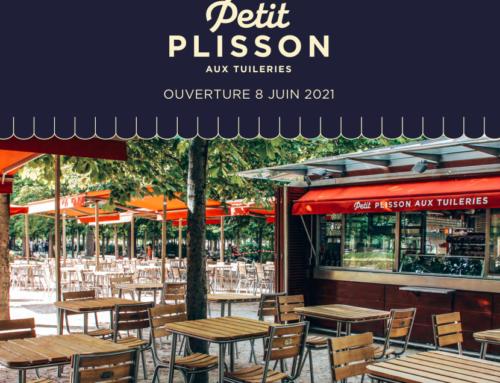 Pépite Plisson aux Tuileries