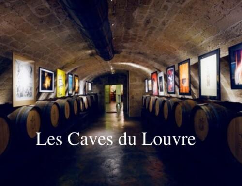Caves royales au cœur de Paris